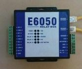 E6050 : Relay Box with Sensor, Push-Button, Two Wiegand Inputs Supported