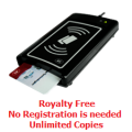 Hybrid MyKAD Reader Development Kit